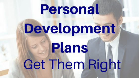 Delphinium Business Coaching - Personal Development Plans – Get Them Right