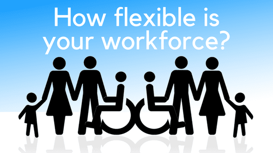 Delphinium Business Coaching - How flexible is your workforce?