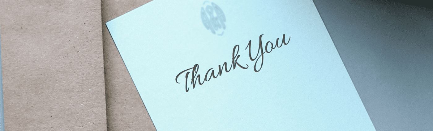 "The surprising power of ""Thank you"""