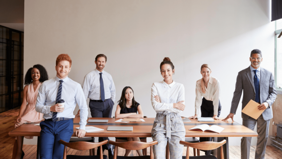 The growing need for strong leadership skills - Delphinium
